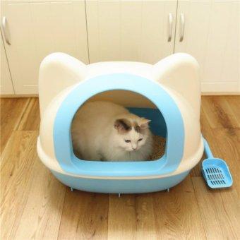 การเลือกกระบะทรายแมว ขั้นตอนที่สาม จะต้องทำความสะอาด – ควรเลือกกระบะทรายแมว ห้องน้ำแมวที่สามารถทำความสะอาดได้ง่าย รวดเร็ว