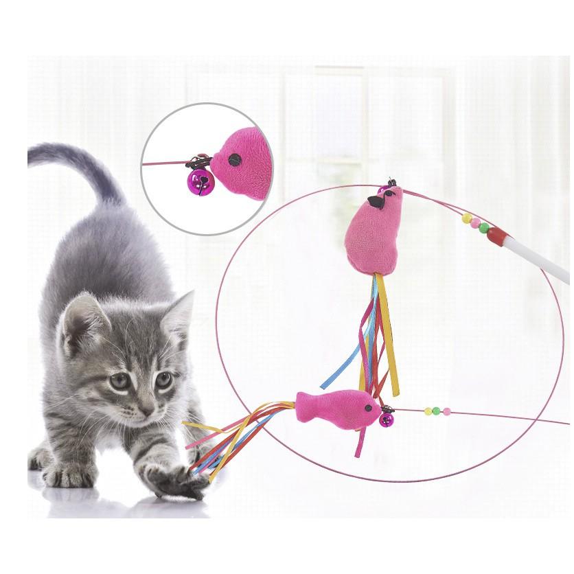 ของเล่นแมว ที่ทาสควรมีให้แมวไอเทมยอดฮิต