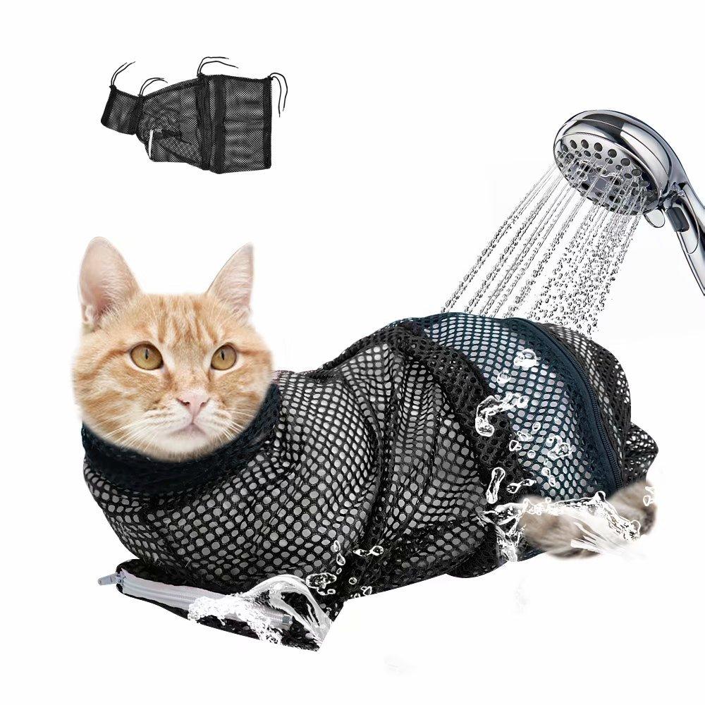 อุปกรณ์กรูมมิ่งสำหรับแมว อุปกรณ์ทำความสะอาด